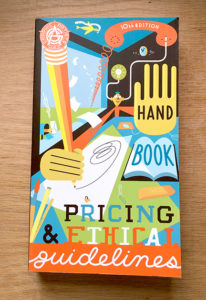 The Graphic Artists Guild Handbook: Pricing & Ethical Guidelines